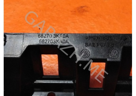 Накладка магнитолы Nissan Pathfinder R52 (12-16 гг)