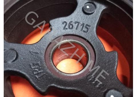 Шкив коленвала Mazda CX-9 3.7L (06-12 гг)