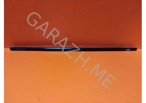 Молдинг стекла передней левой двери Acura MDX YD2 (07-12 гг)
