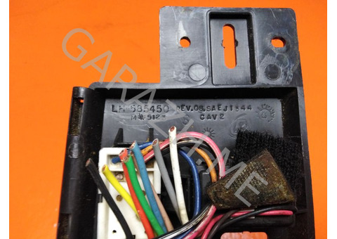 Блок регулировки водительского сиденья Hummer H3 (05-10 гг)