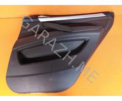Обшивка задней правой двери BMW X5 E70 (07-10 гг)