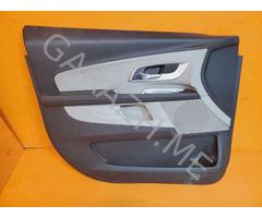 Обшивка передней левой двери Chevrolet Equinox 2 (09-15 гг)