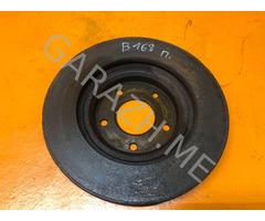 Диск тормозной передний Jeep Compass MK49 2.4L (10-13 гг)