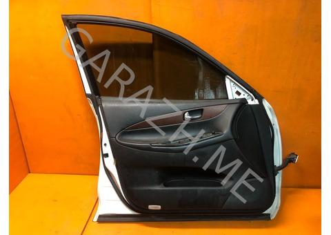 Дверь передняя левая Infiniti EX35 J50 (07-13 гг)