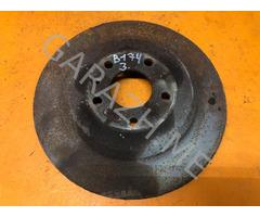 Диск тормозной задний Ford Edge 3.5L (10-14 гг)