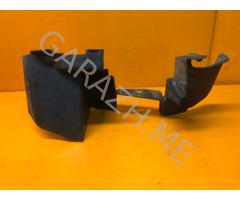 Воздуховод радиатора правый Mazda CX-9 (06-12 гг)