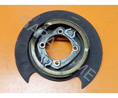 Щиток тормозного диска задний правый в сборе Chevrolet Tahoe 3 (07-12 гг)