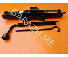 Домкрат Cadillac SRX 2 (10-15 гг)