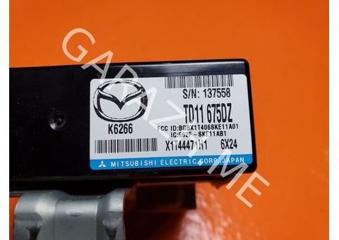 Блок управления Mazda CX-9 (06-12 гг)