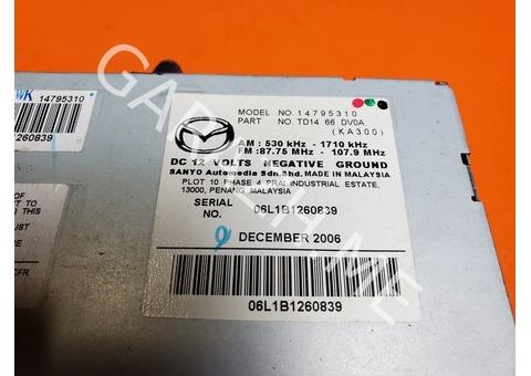 Магнитола Mazda CX-9 (06-12гг)